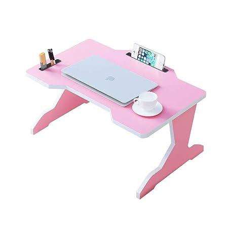 YLCJ Laptop Cama Mesa Escritorio Plegable Desayuno portátil ...