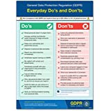 VSafety GDPR Made Simple: Do's & Don'ts Poster - A3