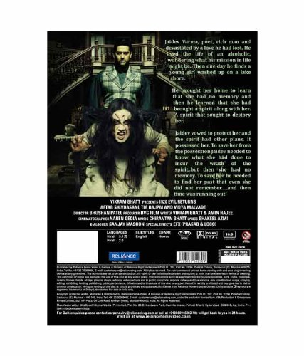 Amazon in: Buy 1920 Evil Returns DVD, Blu-ray Online at Best