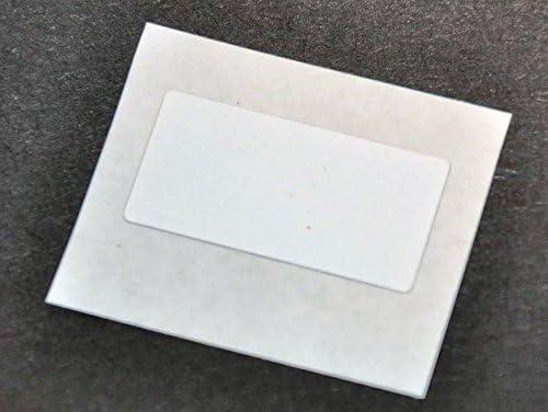 Waizmann.IDeaS® 100x RFID NFC Tag Classic 1K 13,56 MHz Sticker Aufkleber 41x26mm