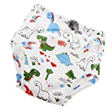 Prettyia Baby Training Pants Learning Pants Washable Diapers - Dinosaur, L (100cm)