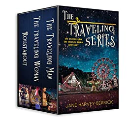 The Traveling Series (boxed set) by [Harvey-Berrick, Jane]
