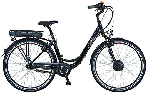 Prophete E-Bike Alu-City Damen 28 Zoll NAVIGATOR 6.01 Inklusive SAMSUNG Smartphone Trend Lite mit Prophete App