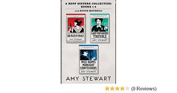A Kopp Sisters Collection Books 1 3 A Kopp Sisters Novel Kindle