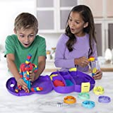 Kinetic Sand, Sandwhirlz Playset with 3 Colors of