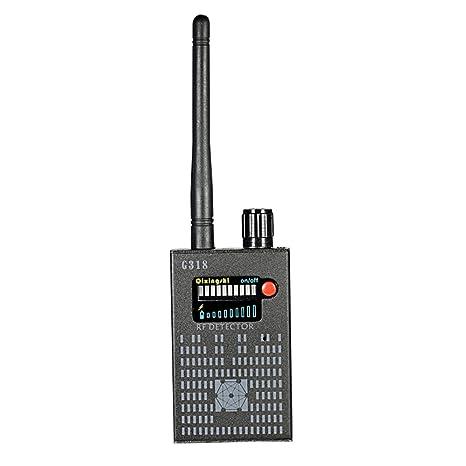 KKmoon Multifuncional RF a rayos infrarrojos sin hilos inalámbrico Radio Detector de señal Detección automática Tracer
