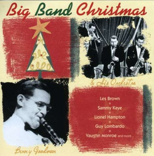 various artists big band christmas amazoncom music - Big Band Christmas