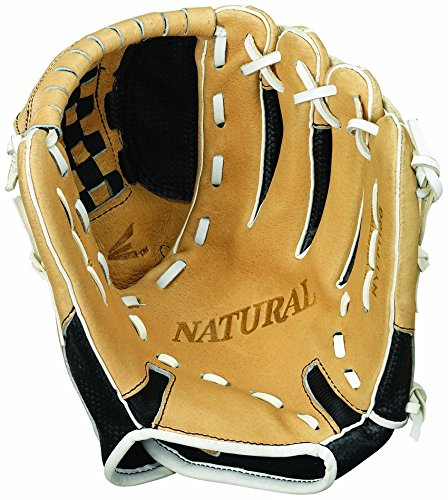 Series Fastpitch Softball (Easton Natural Elite Fastpitch Series Softball Glove, 11-Inch, Right Hand Throw)