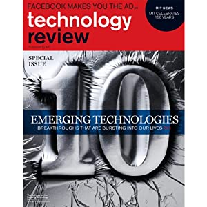 Audible Technology Review, May 2011 Periodical