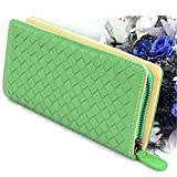 EVTECH(TM) Weave Pattern Multifunctional Coin Purse Wrist Bag - Best Reviews Guide
