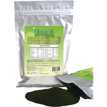 Amazon Com Chlorella Powder 100 Pure Natural Taiwan