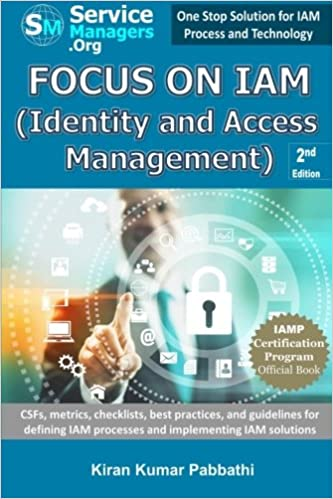 Focus On Iam Identity And Access Management Csfs Metrics