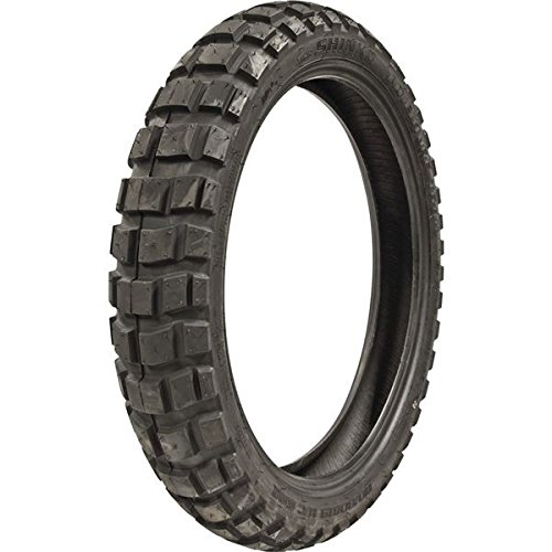 Shinko 804 Series Dual Sport Front Tire - 90/90-21/Blackwall by Shinko