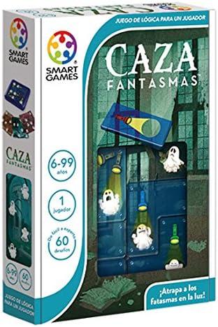 Smart Games - Cazafantasmas: Amazon.es: Juguetes y juegos