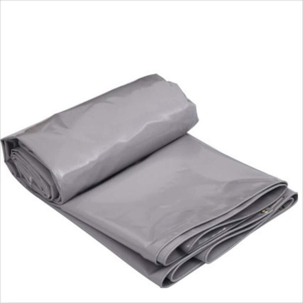 【2018A/W新作★送料無料】 防水布、灰色ポリ塩化ビニールの厚いちり止めの耐摩耗性の日除けの布の縁取りキャンバス (サイズ 5m*3m) : 5m*3m) 5m*3m (サイズ B07P8K47WH B07P8K47WH, すぷぴよ工房(名刺はがき印刷):96ee9892 --- ciadaterra.com