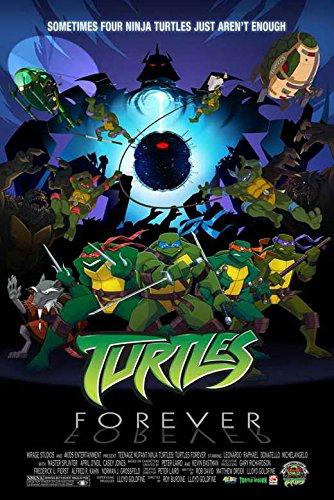 Amazon.com: Teenage Mutant Ninja Turtles POSTER Movie (11 x ...