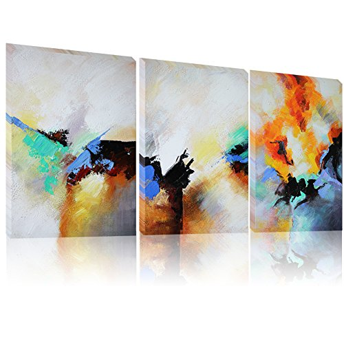 Tranquil Hand Painted Contemporary Paintings Decorations product image