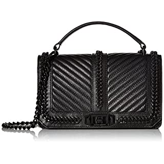 Women's black handbag