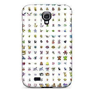 Perfect Pokemon 2nd Gen Case Cover Skin For Galaxy S4 Phone Case