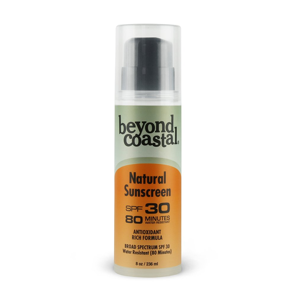 Beyond Coastal Active Face Stick Spf 30 Sunscreen - 0.5 Oz, 6 Pack Noyah - Natural Lip Balm Vanilla - 0.15 oz. (pack of 2)