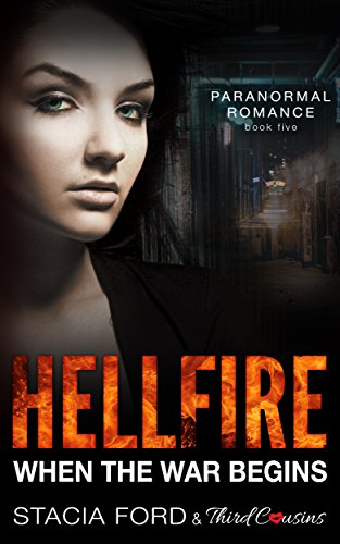 Hellfire When Begins Paranormal Romance ebook product image