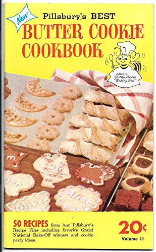 Pillsbury Best Butter Cookie Cookbook Volume II (Best Icebox Cookies Recipe)