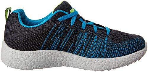Skechers Burst In The Mix - Zapatillas de deporte Niños CCTL BLUE/BLACK