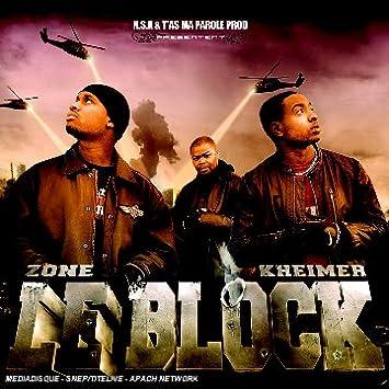 Cover Alibi Montana - Le block