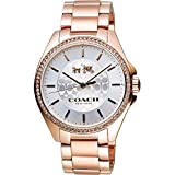Coach ladies Tristen Analog Business Quartz Watch (Imported) 14502471