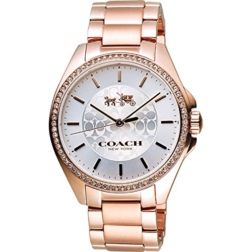 Coach ladies Tristen Analog Business Quartz Watch (Imported) 14502471 by Coach