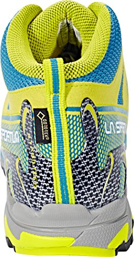 Falkon Adults' Boots 000 coloured Blue Multi 40 Hiking La Sulphur 2 Low Sportiva Rise Unisex GTX 36 UtExav