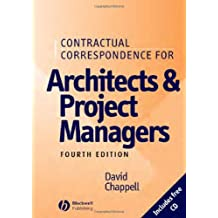 Contractual Correspondence for Architects and Project Managers
