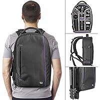 DSLR Camera and Mirrorless Backpack Bag by Altura Photo...