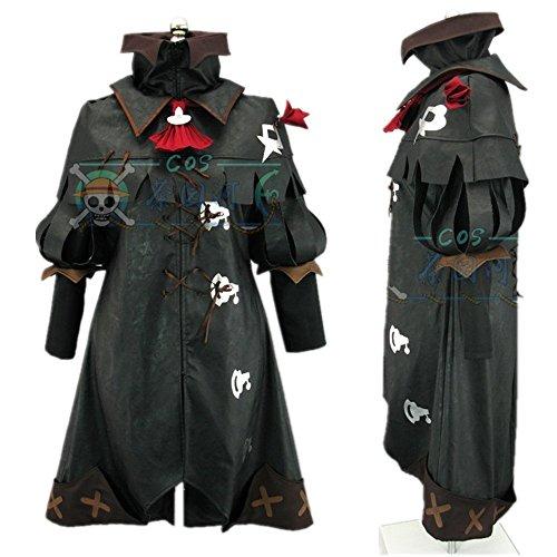 コスプレ衣装 ファイナルファンタジーXIV FF14 黒魔道士