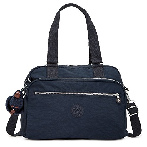 Kipling Newweekend, True Blue, One Size by Kipling
