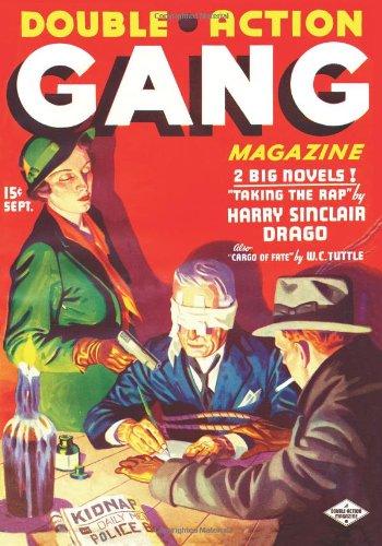 Download Double Action Gang Magazine - 09/36: Adventure House Presents: pdf epub