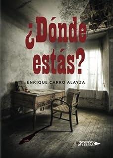 ¿Dónde estás? (Spanish Edition)