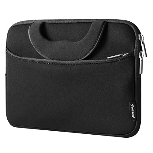 """10"""" Laptop Sleeve Case Carry Bag + Handle For Tablet iPad No"""