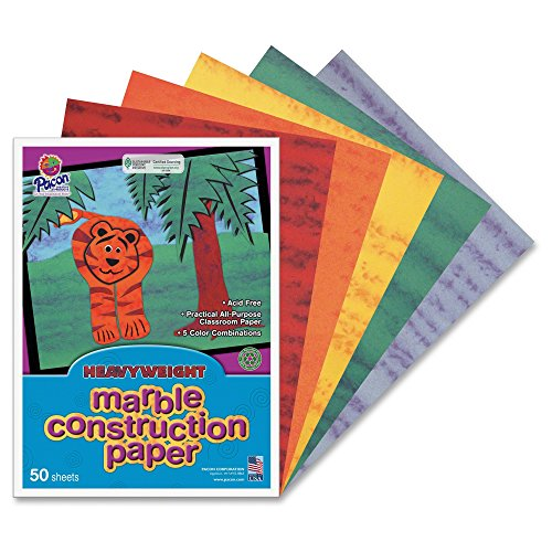 Pacon Art Street Marble Construction Paper (PAC148200)