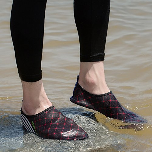 for Optional Shoes Water Diving Suitable Multicolor and Snorkeling Men Surfing Any Jetskiing Women Sports OqYwTOg8R