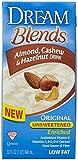 Dream Dream Blends - Unsweetened Almond Cashew Hazelnut - 32 oz