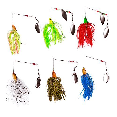 Top Fishing Spinners & Spinnerbaits