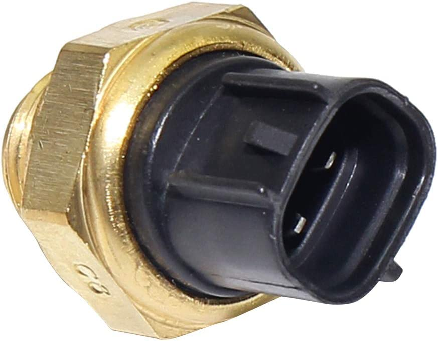Almencla Coolant Radiator Fan Switch Temperature Sensor for CFMOTO CF800 X8 ATV UTV
