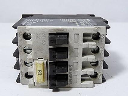 siemens 3th3022 0a relay 4 pole 120v amazon com industrial rh amazon com