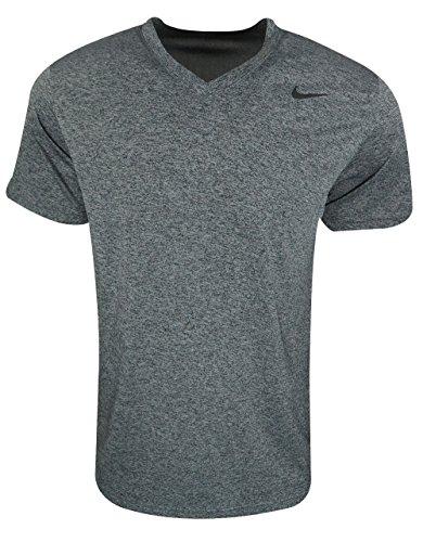 Nike - Pantalón corto - Easy fit - para hombre Negro, gris (black/Cool Grey)