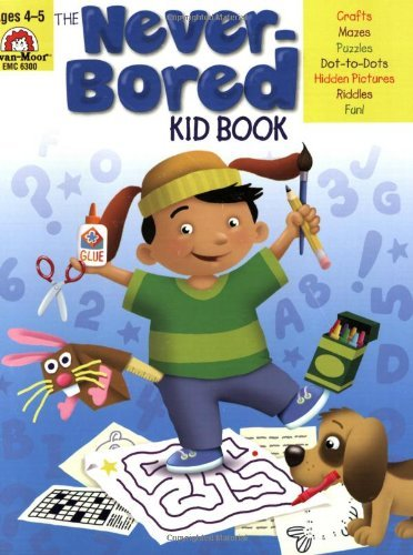 Download By Joy Evans - The Never-Bored Kid Book (5/16/03) ebook