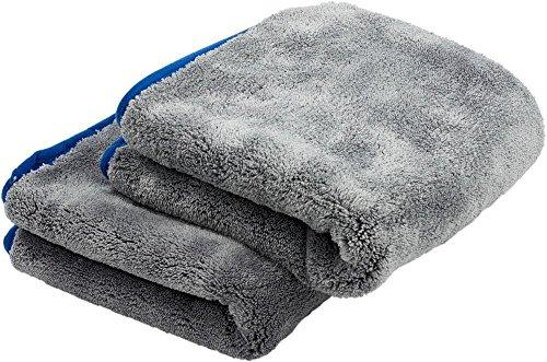 URKRAFT Respekt Mikrofaser - Handtücher für Haustiere - 2er Set