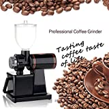 Cheap YaeTek Automatic 110V Electric Burr Coffee Grinder Mill Grinder Coffee Bean Powder Grinding Machine (Black)