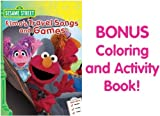 Sesame Street: Elmo's Travel Songs and Games (With Bonus Coloring & Activity Book)