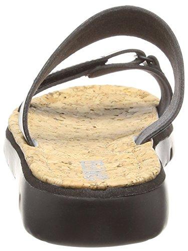 OrugaSlip Womens Womens Sandal Camper Camper Sandal On Black OrugaSlip On Platform Platform wH6aZ